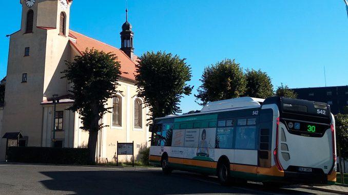Autobus 30 Stráž nad Nisou